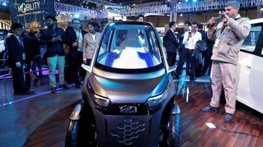 Mahindra Electric inks pact with Auroville for to pilot country's first mobility ecosystem