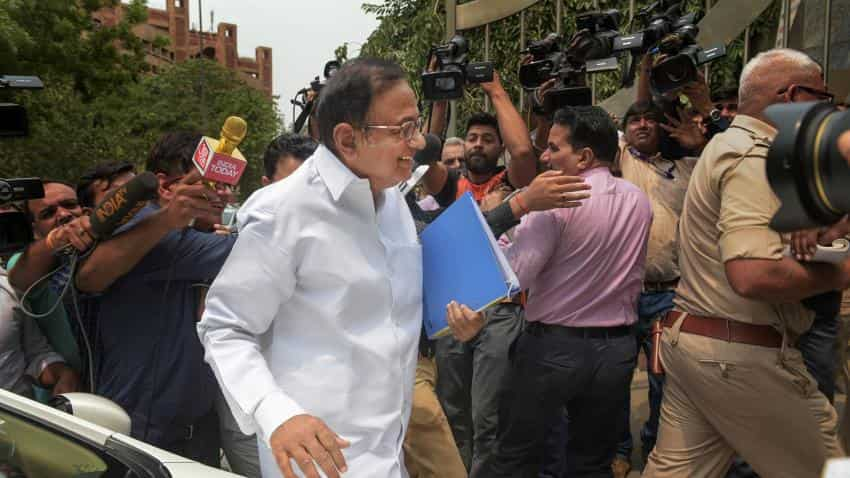 Now Chidambaram gets summons in Aircel Maxis scam after CBI questions him in INX case