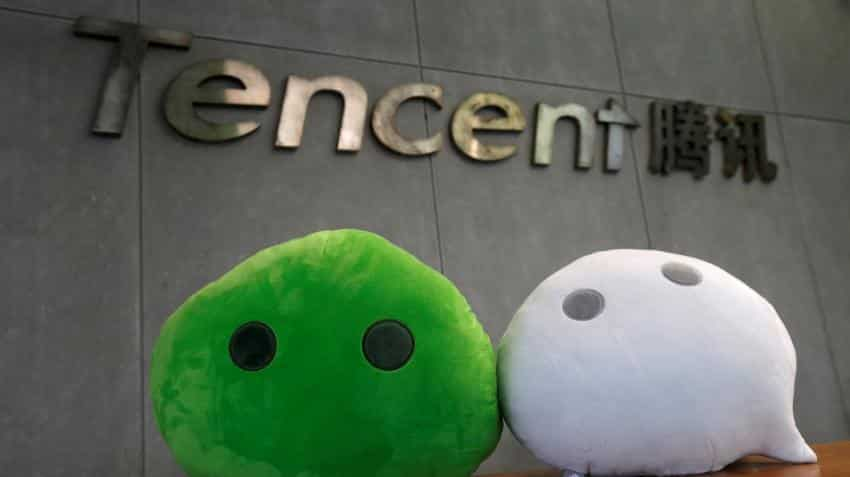 Tencent eyes WeChat to banish travel papers for trips between Hong Kong and China