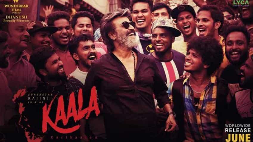 Kaala box office collection may hit Rs 30 cr;  big Rajinikanth boost for Inox, PVR, Eros shares
