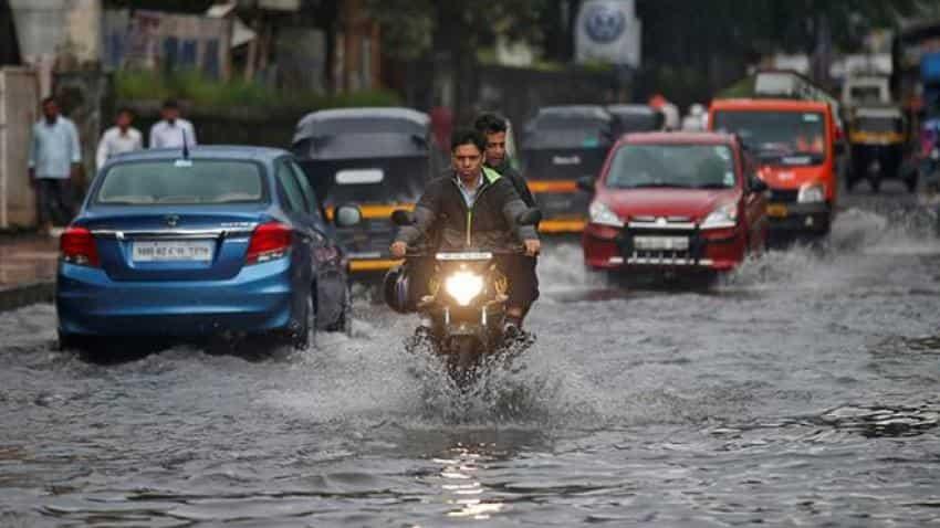 Mumbai rains hit air traffic, Jet Airways flight diverted to Ahmedabad