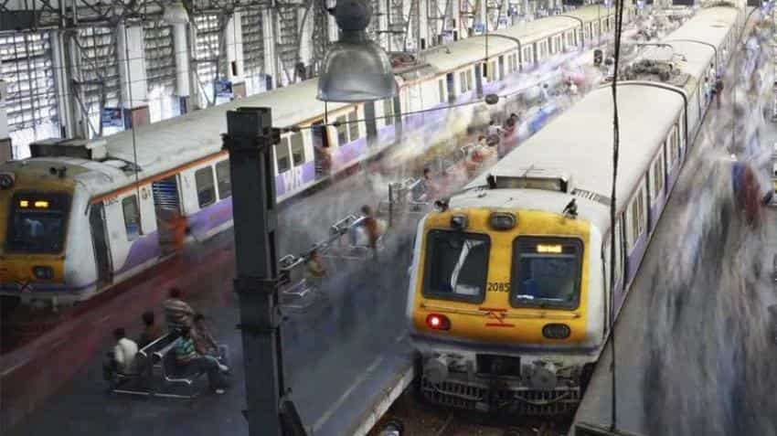 Central Railways runs late by 15 min as waterlogging hits Sion, Kurla and Tilak Nagar areas