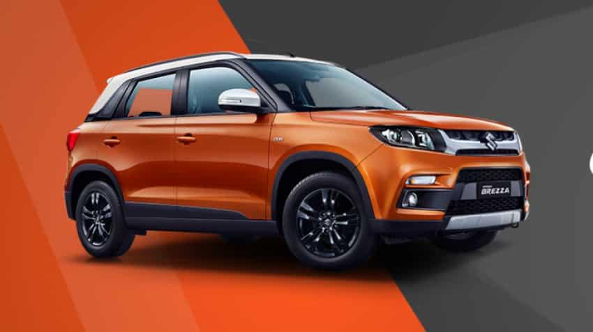 Maruti Suzuki Vitara Brezza AGS introduced; more glamour, enhanced look added too