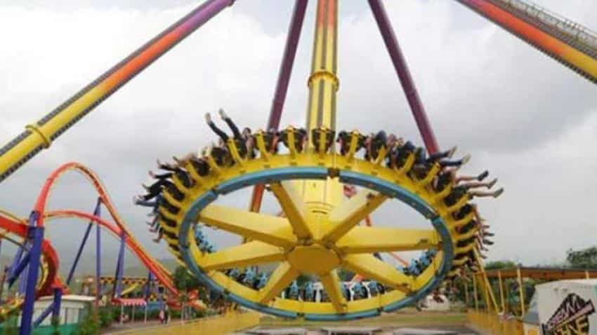 Theme park fever grips Indians; bookings to double by 2024