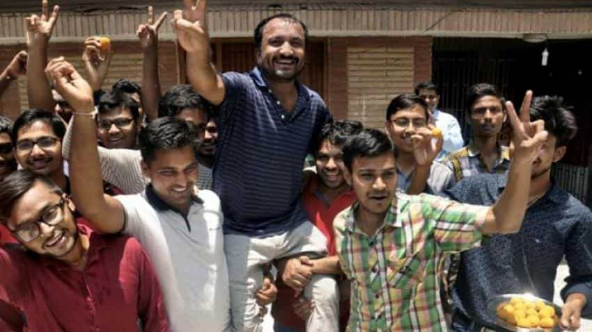 IIT Jee Advanced result 2018: 26 students from Anand Kumar's Super 30 crack top exam