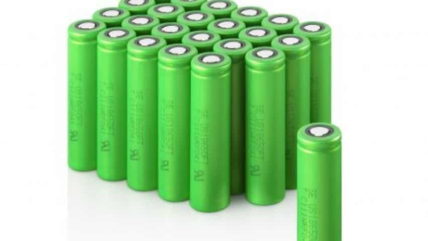 India to do a first, make Lithium Ion batteries in country; this is how it will benefit you