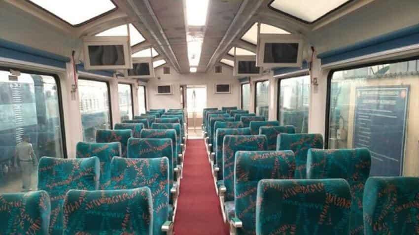 Indian Railways passengers suffer big Vistadome Shatabdi Express coach hit, spectacular ride gets capped