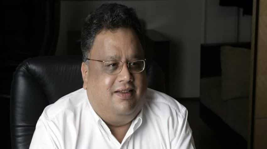Rakesh Jhunjhunwala exited this company in nick of time; stock under BSE, NSE scanner now