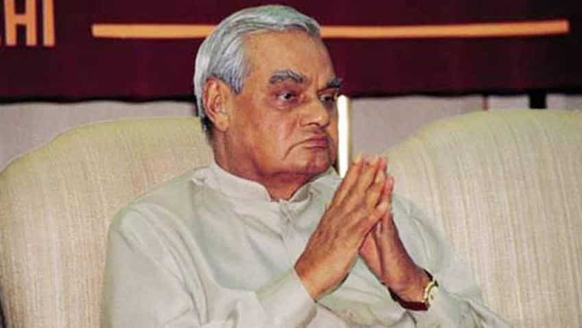 Atal Bihari Vajpayee admitted to AIIMS for routine check-up