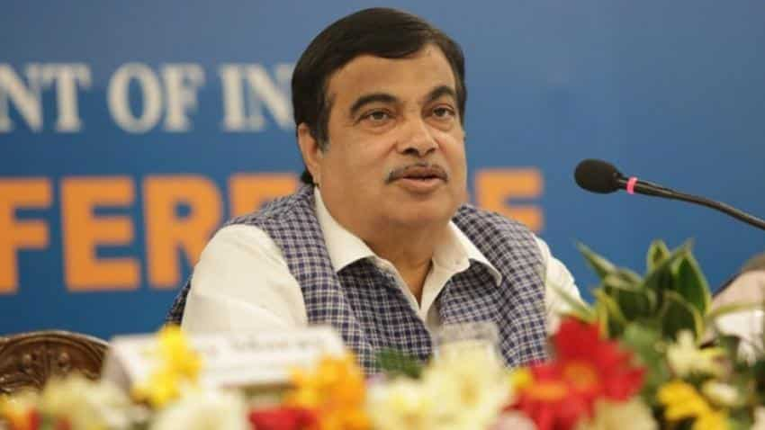 Nitin Gadkari reviews progress of road and highway projects