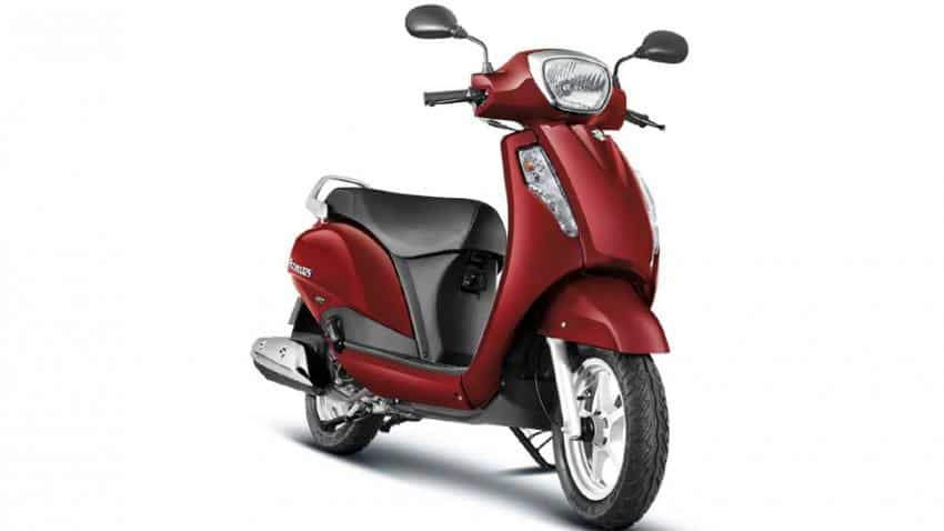 Suzuki  Access 125 CBS scooter launched; check  prices, specs and more