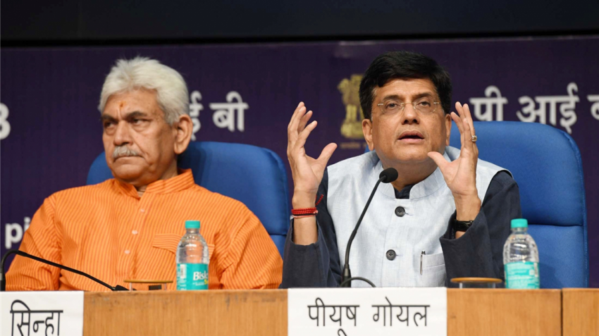 Piyush Goyal says no plans to privatise Indian Railways; 10 other points
