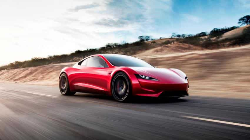 New Tesla Roadster to fly? Elon Musk says SpaceX rockets coming to this 'out of the world' car