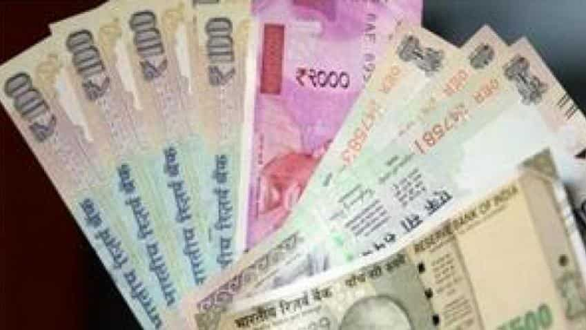 Indian Rupee slips 13 paise on US dollar demand, inflation concerns