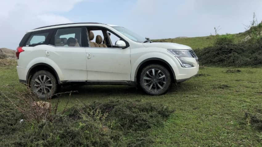 Mahindra XUV500 Rebooted: Check out the new 'cheetah' in the urban jungle