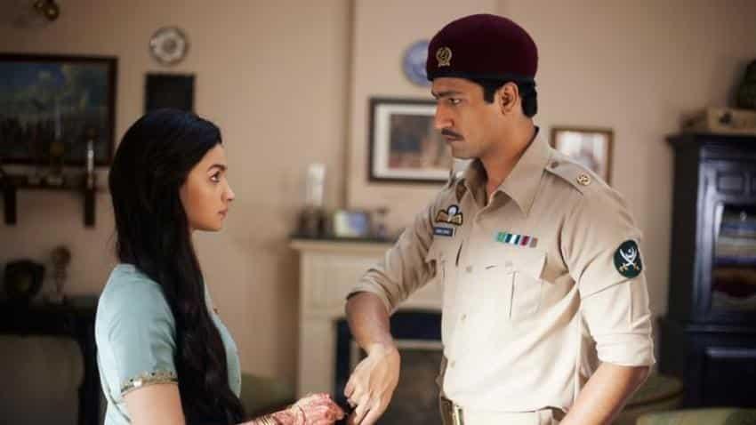Raazi box office collection: Alia Bhatt starrer's earnings rise to Rs 120.26 cr