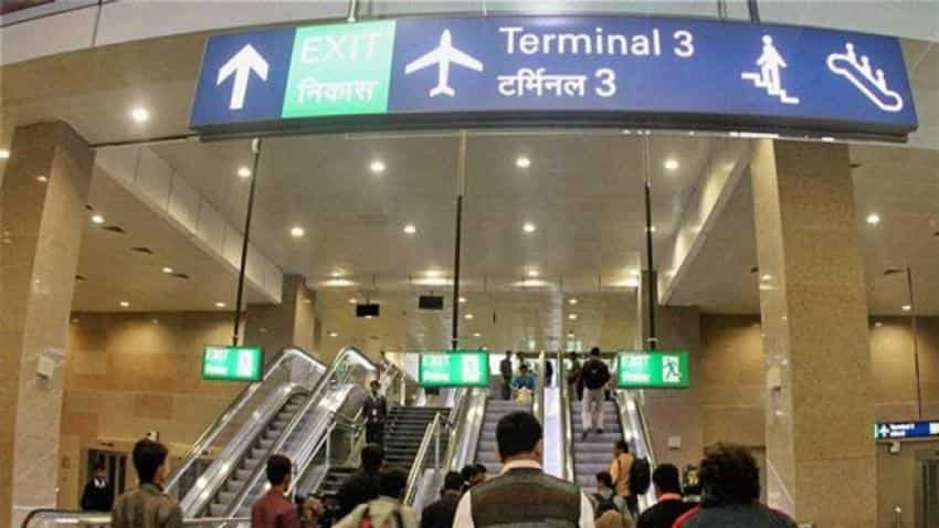 At Jaipur airport, forget I-cards, just thumb your way into a flight