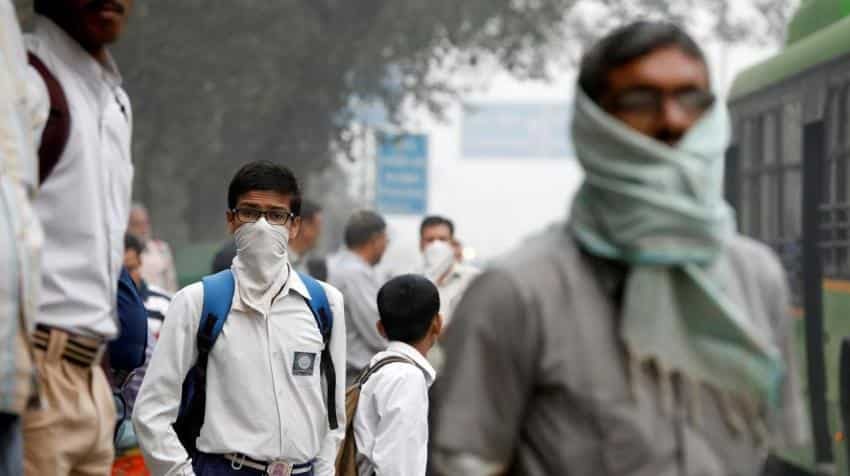 Air pollution: Cloud of dust hangs over north Indian plains, construction activities suspended