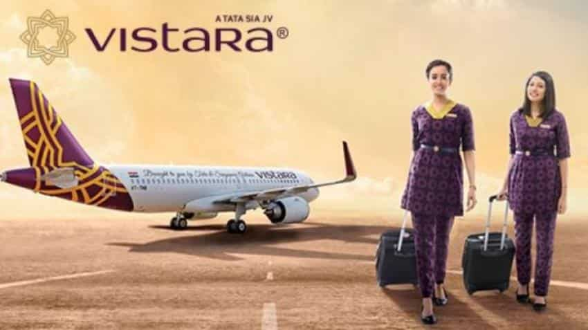 Vistara becomes eligible for international ops; receives 21st aircraft