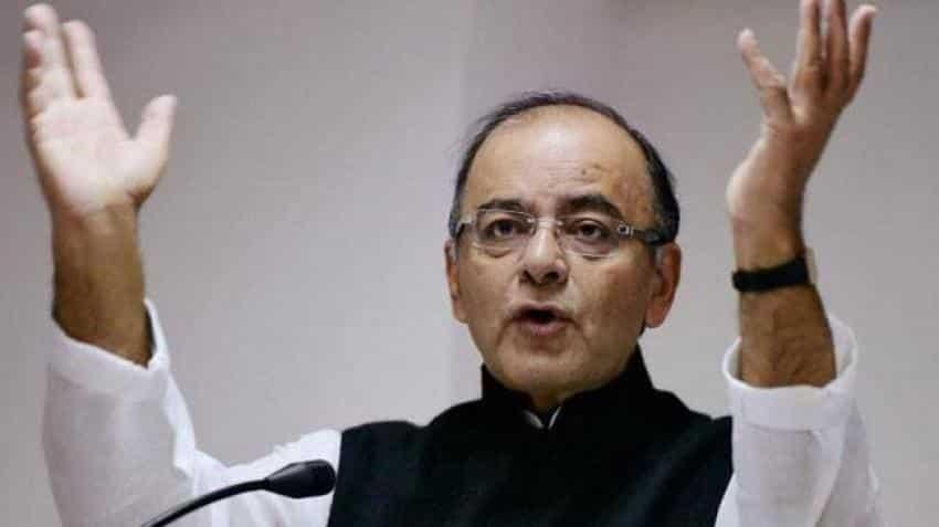Arun Jaitley, Randeep Surjewala spar on Twitter over state of economy