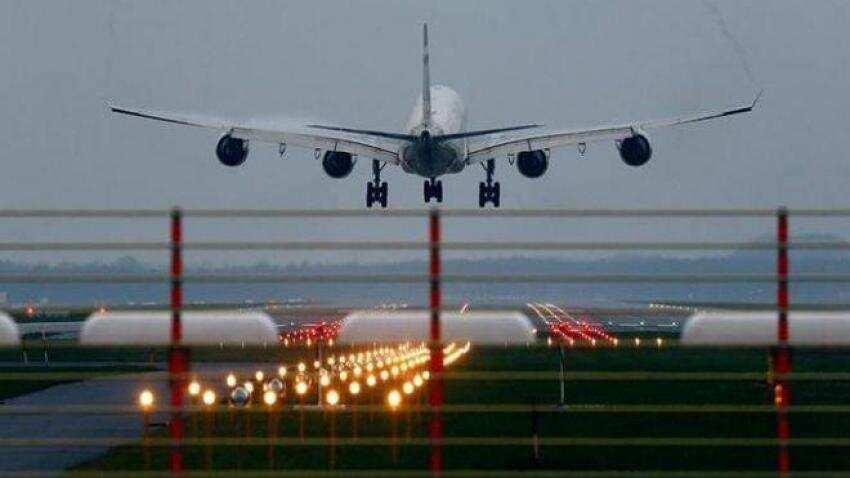 Chandigarh airport shut owing to dust