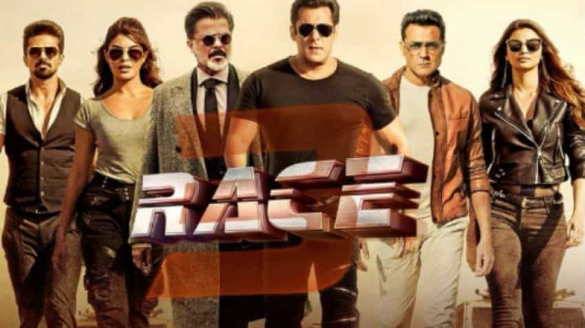Race 3 box office collection: Salman Khan starrer boosts  PVR, Inox Leisure, Eros share prices by up to 5%