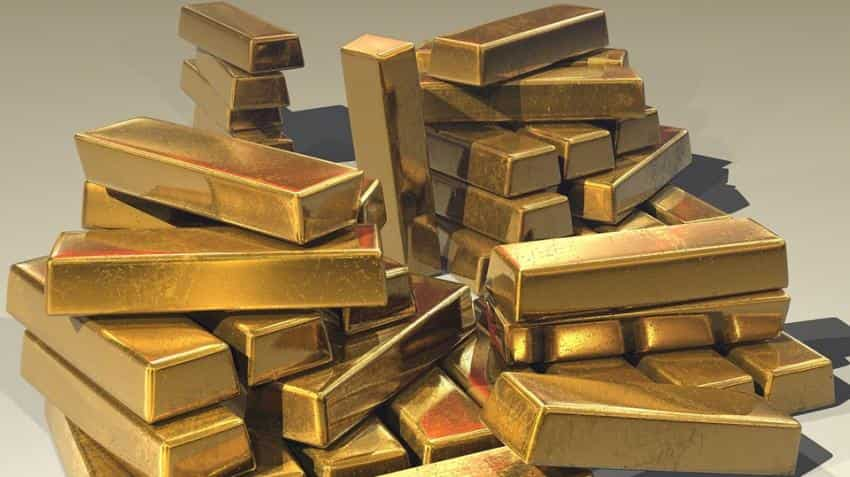Gold zooms Rs 330 on firm global cues, silver regains Rs 42k-mark