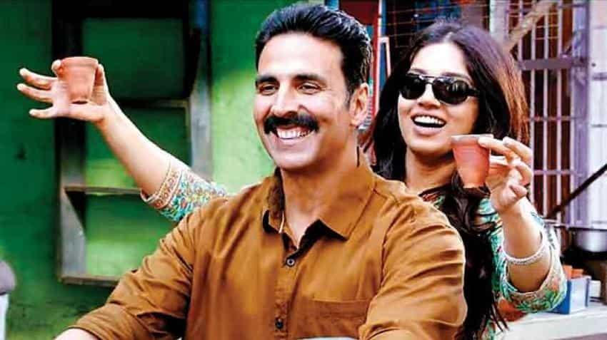 Toilet Ek Prem Katha Box office collection: In China, Toilet Hero Akshay Kumar set to boost film over Rs 100 cr mark