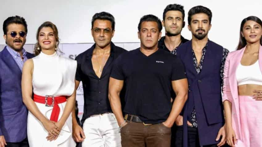 Race 3 box office collection day 1: Salman Khan powers earnings to Rs 29.17 crore; turns No 1 in 2018
