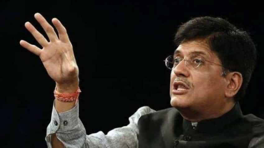 Govt committed to meet fiscal deficit target of 3.3 pc this yr: Piyush Goyal