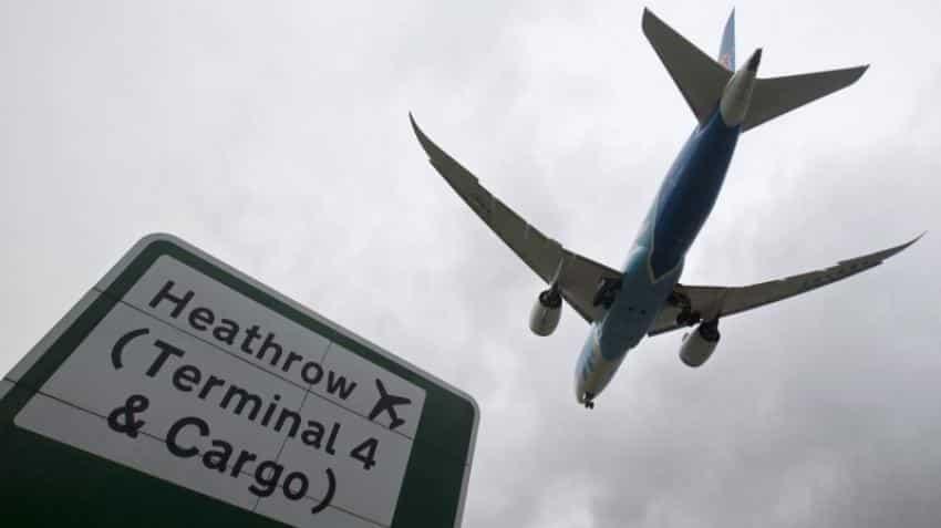 Indian origin hotelier in car park row with Heathrow Airport