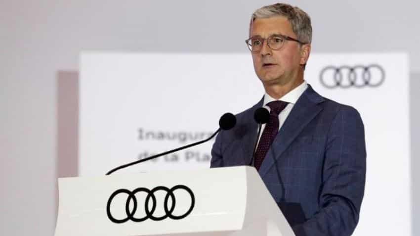 Audi Chief Executive Rupert Stadler arrested on Monday