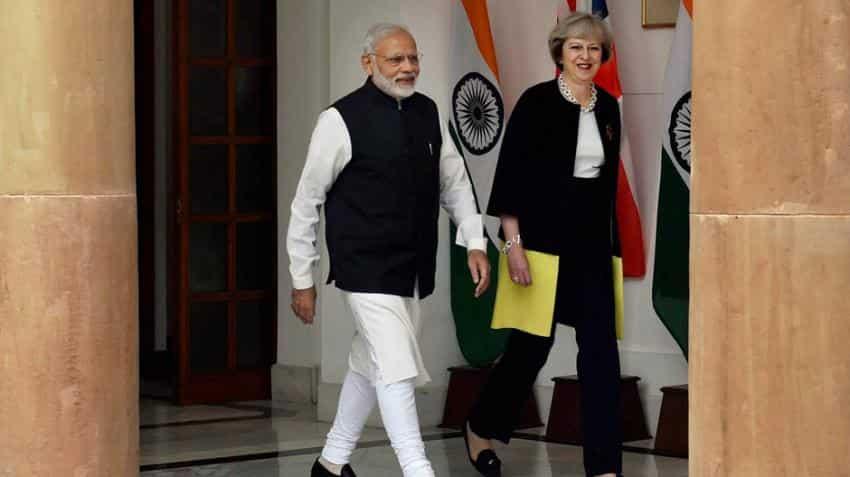Post-Brexit UK-India partnership can shape global economy: UK Minister