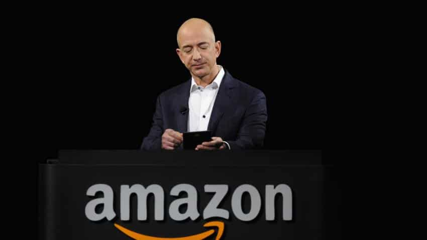 Amazon's Jeff Bezos world's richest man with net-worth of $141.9 billion
