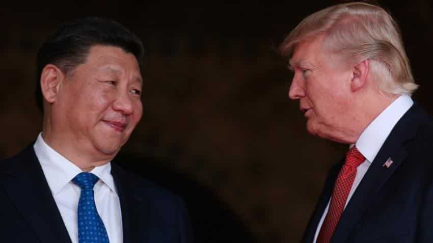 China slams U.S. ''blackmailing'' as Trump issues new trade threat