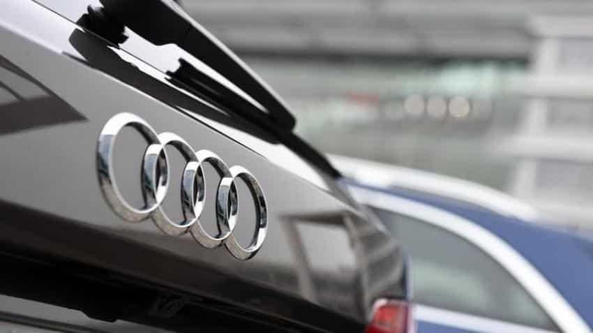 Audi supervisory board suspends CEO, installs interim chief: Sources