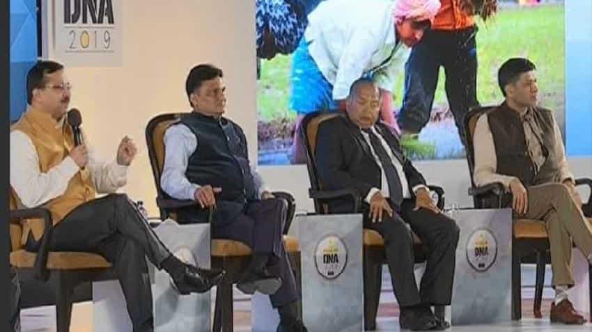 India Ka DNA 2019 Conclave: GDP growth futile if farmers not happy, says Vijay Sardana
