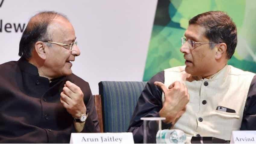 CEA Arvind Subramanian to leave FinMin, return to US, says Arun Jaitley