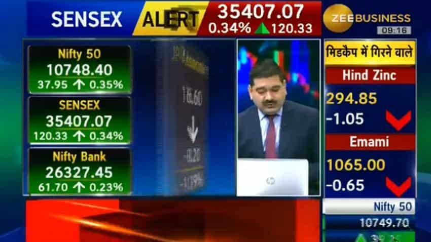 Anil Singhvi's Market Strategy June 21: Power stocks in focus; SREI Infra stock of the day
