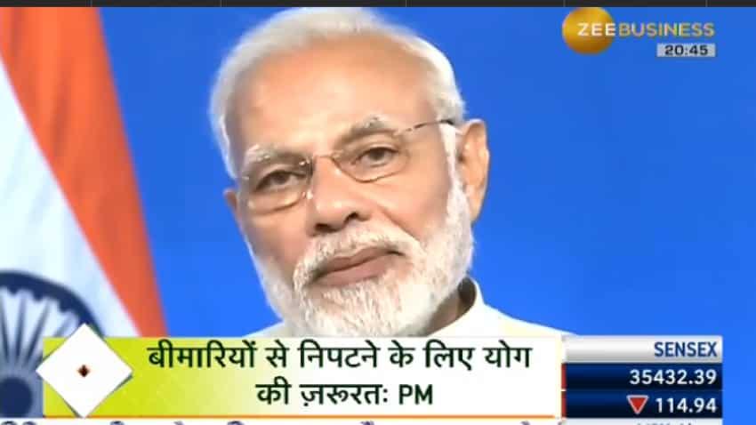 PM Narendra Modi inaugurates Essel Group America's YO1, nature cure centre in US