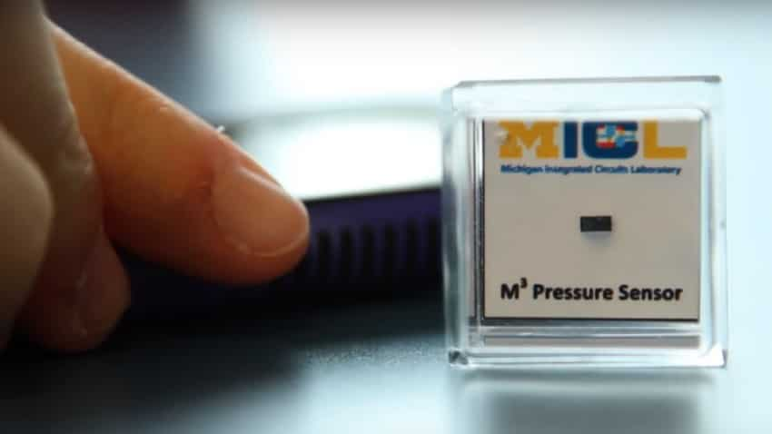 World's smallest computer launched; This is what Michigan Micro Mote is all about