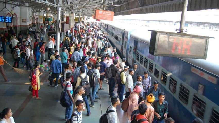 At Indian Railways stations, your big communications aid goes missing