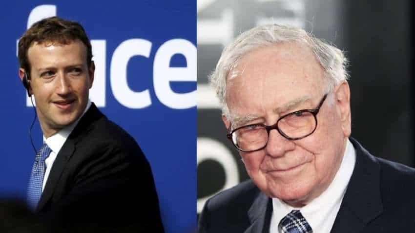Mark Zuckerberg threatens to muscle out none other than Warren Buffett from position