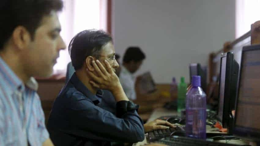 Tata Motors tanks 6% in a day; Sensex down 219 points, Nifty ends below 10,800