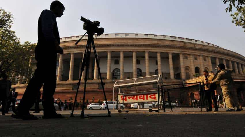 Monsoon session of Parliament to begin on July 18, end on August 10