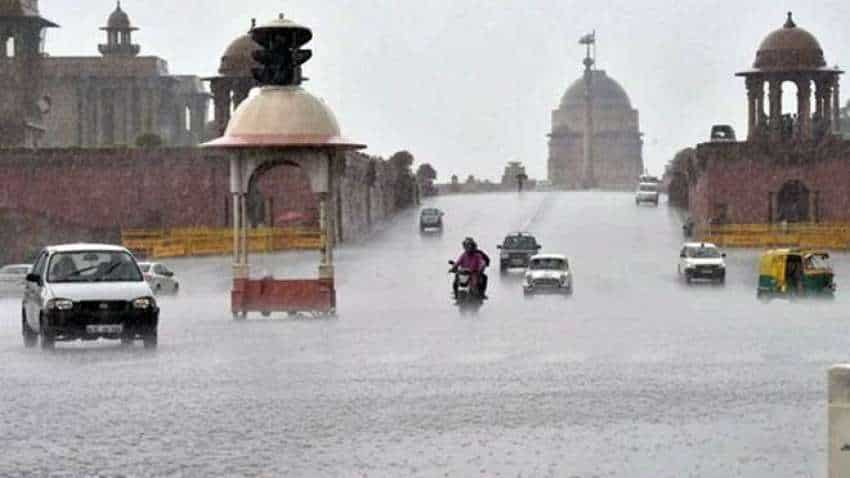 Sick of scorching summer? Pining for monsoon rain? Relief now on doorstep