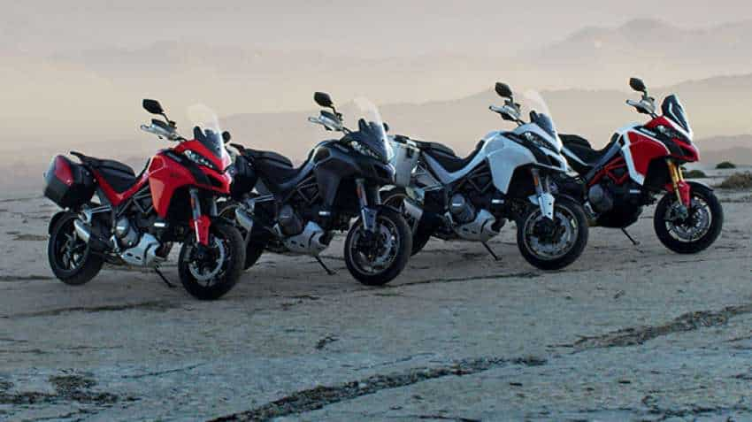 Ducati launches Multistrada 1260 Pikes Peak edition in India at Rs 21.42 lakh