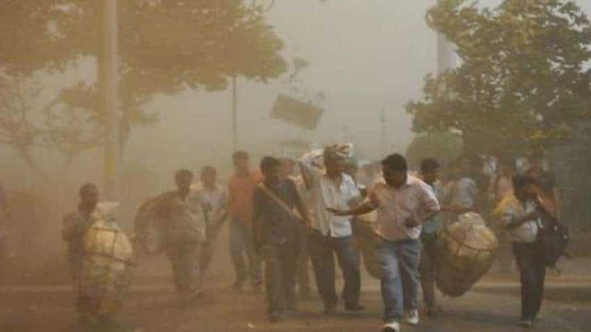 CSE reveals new normal for India, says dust storms will be bigger in 2019
