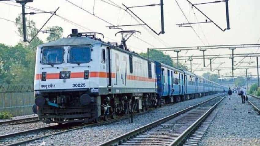 Indian Railways trains rescheduled; extreme weather to be blamed