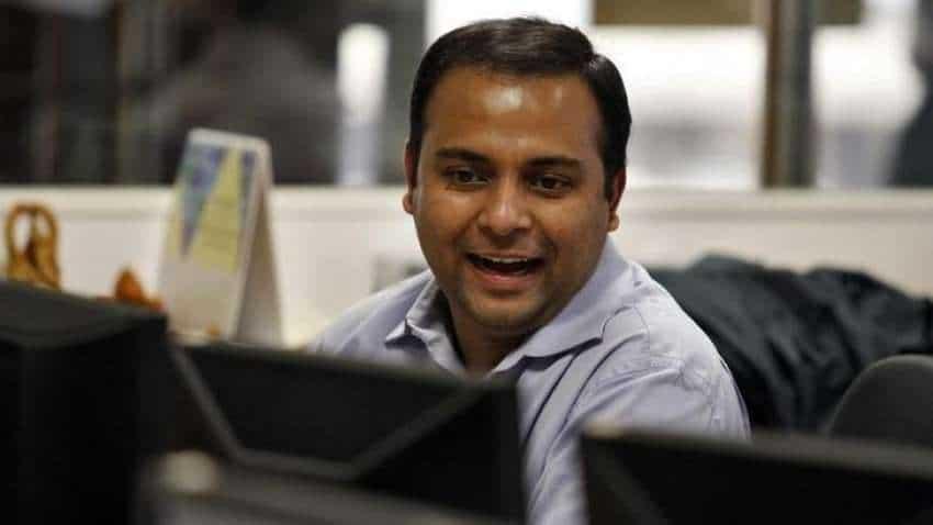 This stock surges 20% even as Sensex tanks 273 points